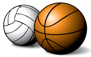 volleyball-basketball